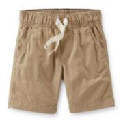 Carter's® Poplin Khaki Shorts – Boys 2t-5t