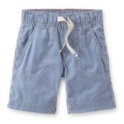 Carter's® Striped Poplin Shorts – Boys 2t-5t