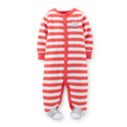 Carter's® Baseball Snap-up Sleep & Play - Boys newborn-9m