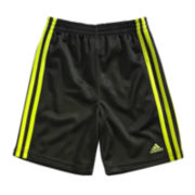 adidas® Mesh Shorts – Boys 4-7x