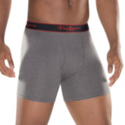 Champion® Vapor 3-pk. Active Performance Boxer Briefs