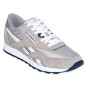 Reebok® Classic Nylon Mens Athletic Shoes
