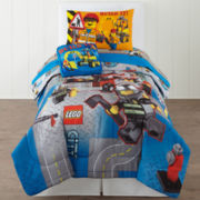 LEGO® City Twin/Full Reversible Comforter