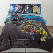 Hasbro Transformers Alien Machines Twin/Full Reversible Comforter