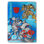 Hasbro Transformers Alien Machines Blanket