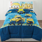 Despicable Me Minions Comforter & Accessories