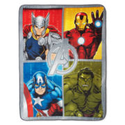 Marvel® Avengers® Classic Halo Throw