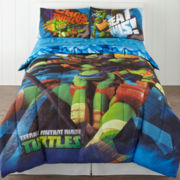 Teenage Mutant Ninja Turtles Heroes Comforter