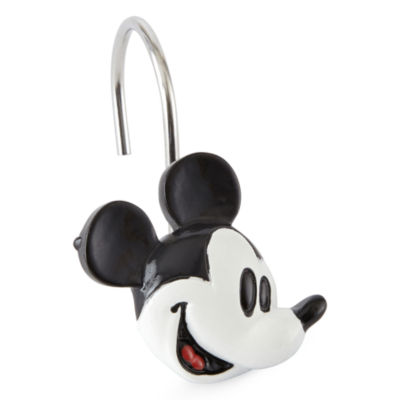 Upc 032281005153 Disney Mickey Mouse Shower Curtain Hooks