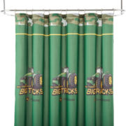 John Deere Shower Curtain