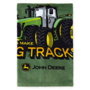 John Deere Bath Towel