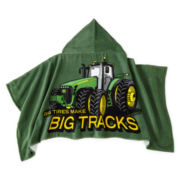 John Deere Hooded Towel