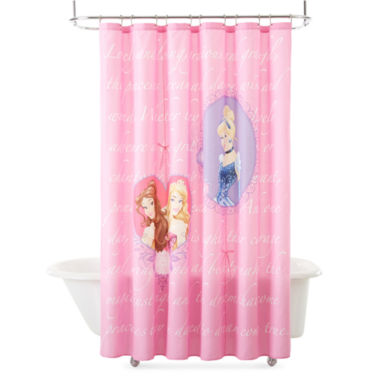 jcpenney.com | Disney Princess Shower Curtain