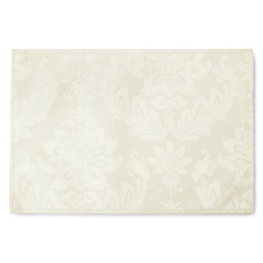 jcpenney.com | JCPenney Home™ Florence Damask Set of 4 Placemats