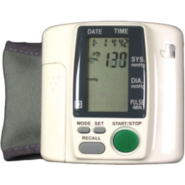jcpenney.com | Northwest™ WrisTech Blood Pressure Monitor