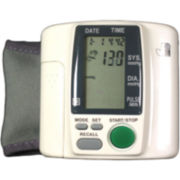 Northwest™ WrisTech Blood Pressure Monitor