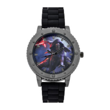 jcpenney.com | Star Wars® Mens Black Strap Watch
