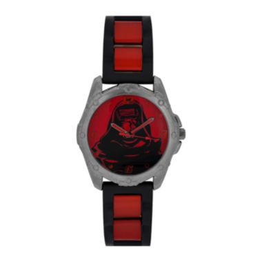 jcpenney.com | Star Wars® Mens Red Strap Watch
