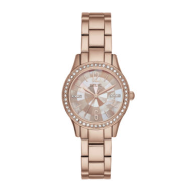 jcpenney.com | Relic® Womens Rose Mos Zr12174 Bracelet Watch
