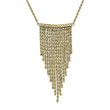 jcpenney.com | 14K Yellow Gold Graduated Rope Necklace