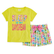 Sleep On It Daydream Pajama Set - Girls 4-16