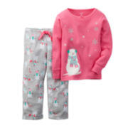 Carter's® Snowman Pajama Set - Preschool Girls 4-7