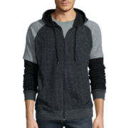 Hollywood George Full-Zip Hoodie
