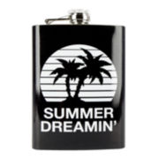 Wembley™ 8-oz. Summer Dreamin' Flask