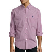 U.S. Polo Assn.® Long-Sleeve Woven Shirt