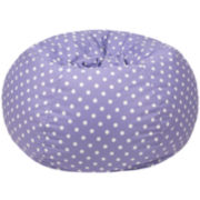 Cotton Dot Beanbag