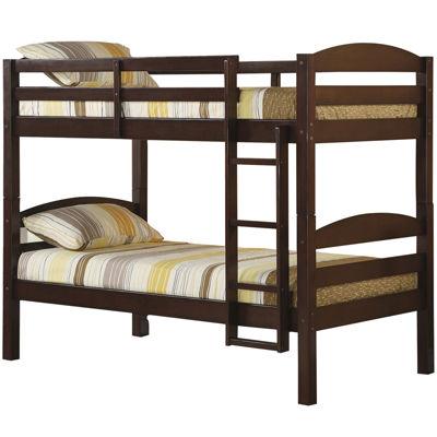 whatley twin bunk bed - Teen Furniture