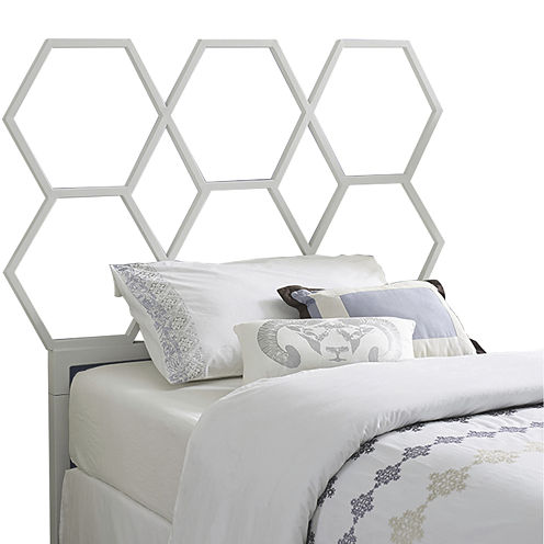 Honeycomb Twin Headboard