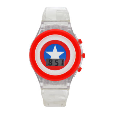 jcpenney.com | Boys Marvel Strap Watch-Cta3163jc
