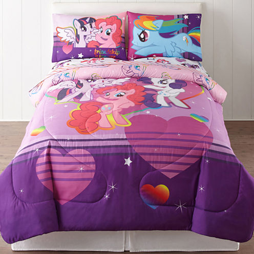 My Little Pony Bedding Set with Sheets - JCPenney