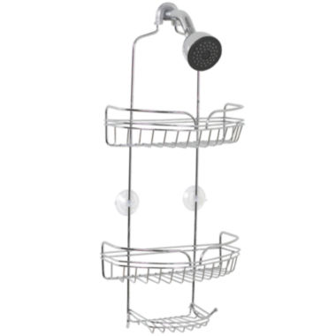 jcpenney.com | Zenna Home Over the Shower Caddy