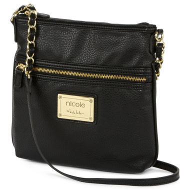 jcpenney.com | nicole by Nicole Miller® Randy Crossbody Bag