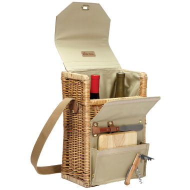 jcpenney.com | Picnic Time® Corsica Wine Basket
