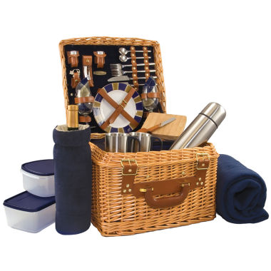 jcpenney.com | Picnic Time® Canterbury Picnic Basket for Two
