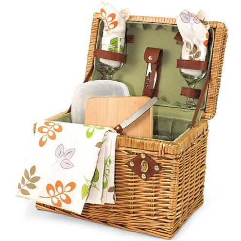 Picnic Time® Napa-Botanica Wine Picnic Basket