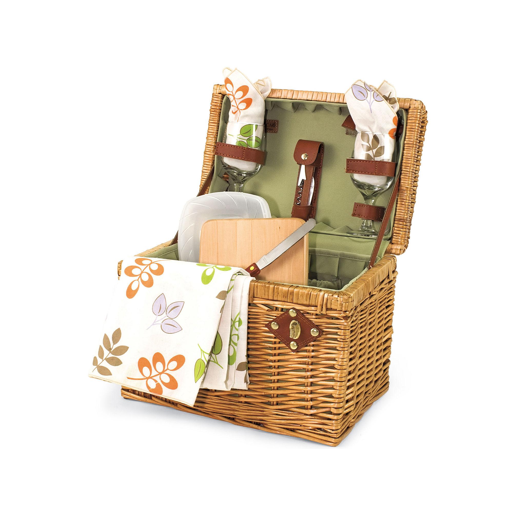 Picnic Time Napa-Botanica Wine Picnic Basket