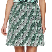 Worthington® Shirred Full Skirt