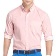 IZOD® Essential Striped Woven Shirt