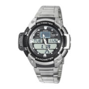 Casio® Twin Sensor Mens Altimeter/Barometerl Sport Watch SGW400HD-1B