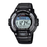 Casio® Tough Solar Illuminator Mens Digital Watch