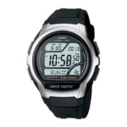Casio® Wave Ceptor Mens Atomic Timekeeping Digital Sport Watch