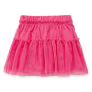 Okie Dokie® Ruffle Tutu Skirt - Toddler Girls 2t-5t