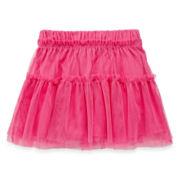 Okie Dokie® Ruffle Tutu Skirt - Toddler Girls 2t-5t
