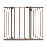 Summer Infant® Multi-Use Extra Tall Walk-Thru Gate - Antique Bronze