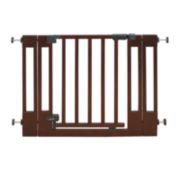 Summer Infant® Multi-Use Deluxe Wood Walk-Thru Gate