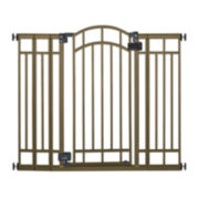 Summer Infant® Extra-Tall Walk-Through Gate – Bronze